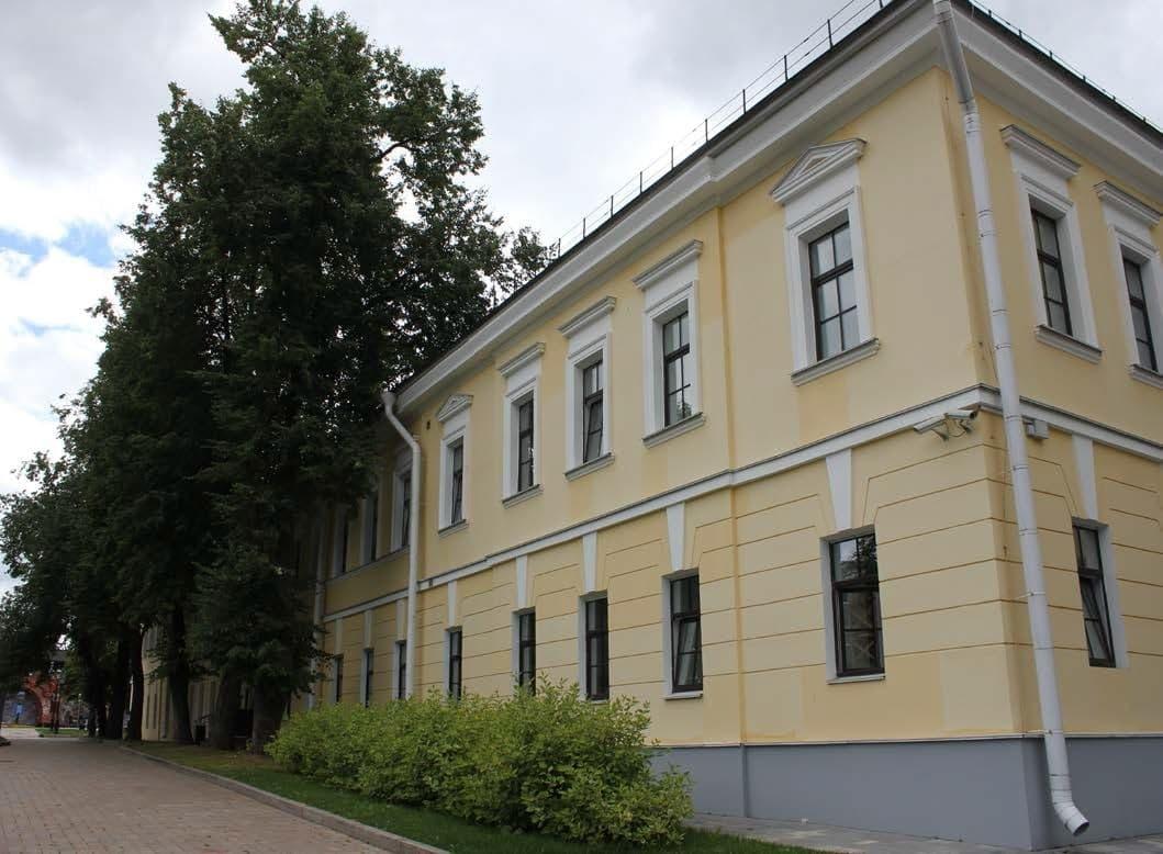 Более 2,5 млн рублей выделено на реставрацию казармы в Нижегородском кремле - фото 1