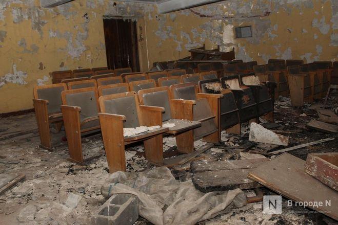 Здесь пела Пугачева: во что превратился нижегородский ДК имени Ленина  - фото 69
