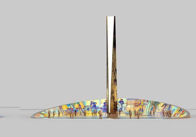 Проект стелы «Город трудовой доблести» выберут сами нижегородцы - фото 2