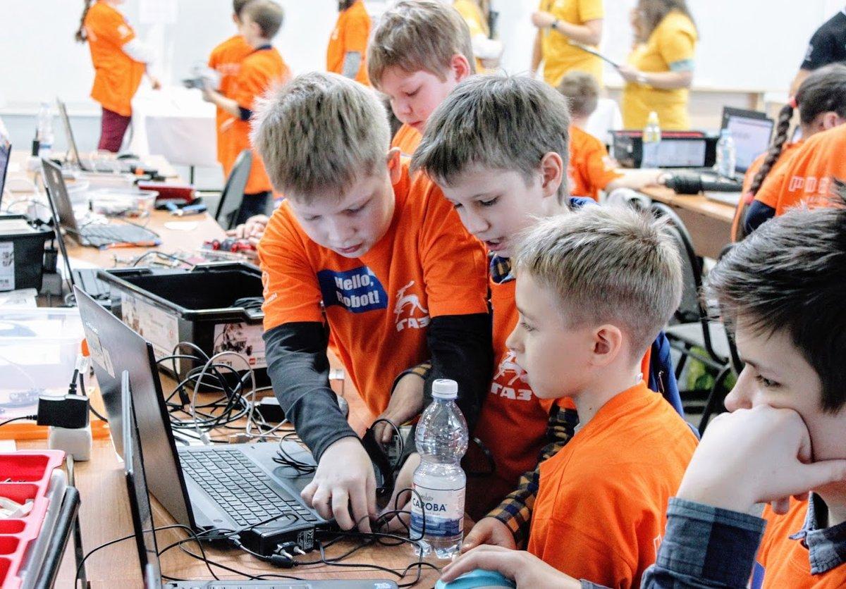 VII региональный фестиваль «РобоФест-НН» проходит в Нижнем Новгороде - фото 7