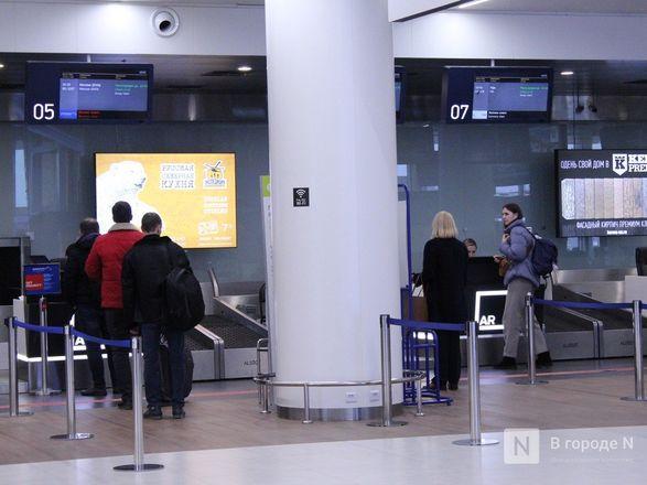 Коронавирус не пройдет: в нижегородском аэропорту усилили меры безопасности - фото 16