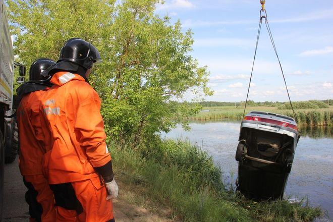 Ликвидацию последствий страшной аварии отработали Нижегородские спасатели - фото 3