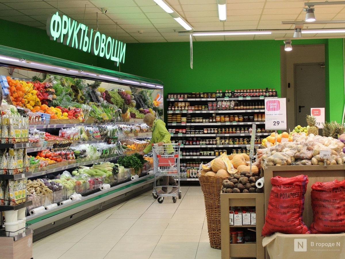 Цена на картофель снизилась в Нижегородской области почти на 10% - фото 1