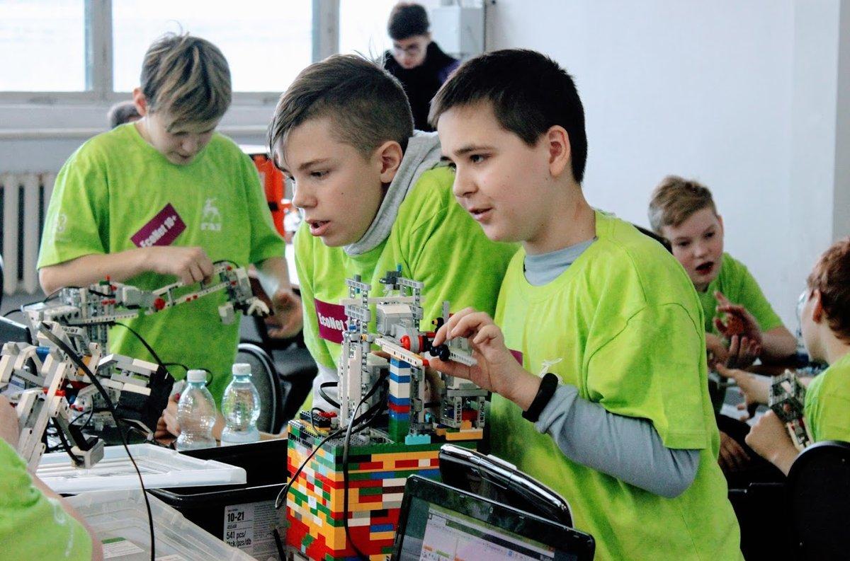VII региональный фестиваль «РобоФест-НН» проходит в Нижнем Новгороде - фото 1