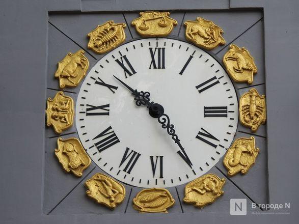Хранители времени: самые необычные уличные часы Нижнего Новгорода - фото 4