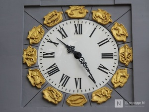 Хранители времени: самые необычные уличные часы Нижнего Новгорода