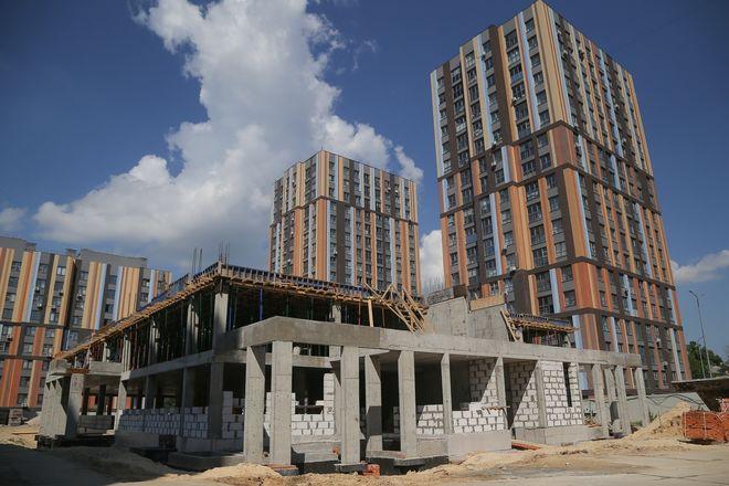 Строительство детсада в ЖК «Октава» в Нижнем Новгороде идет с опережением графика - фото 2
