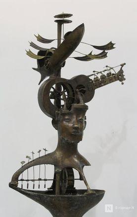 Творчество чистой воды: движущиеся скульптуры прибыли в Нижний Новгород - фото 5
