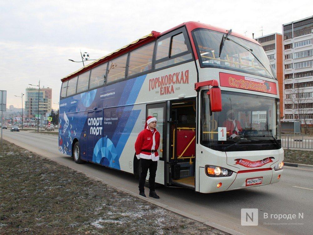 Более 3000 человек прокатились на экскурсионном даблдекере по Нижнему Новгороду - фото 1