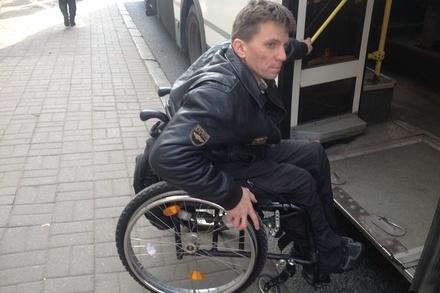 Водителей муниципальных автобусов научат правильному отношению к инвалидам