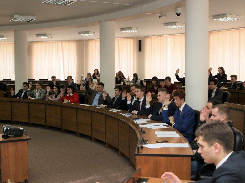 Пять представителей Нижнего Новгорода избраны в областной молодежный парламент