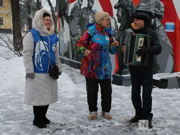 Стрит-арт в честь 75-летия Победы создали в кремле нижегородские художники - фото 17