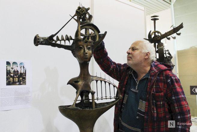 Творчество чистой воды: движущиеся скульптуры прибыли в Нижний Новгород - фото 4