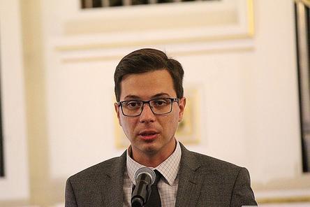 Юрий Шалабаев участвует в конкурсе на пост мэра Нижнего Новгорода