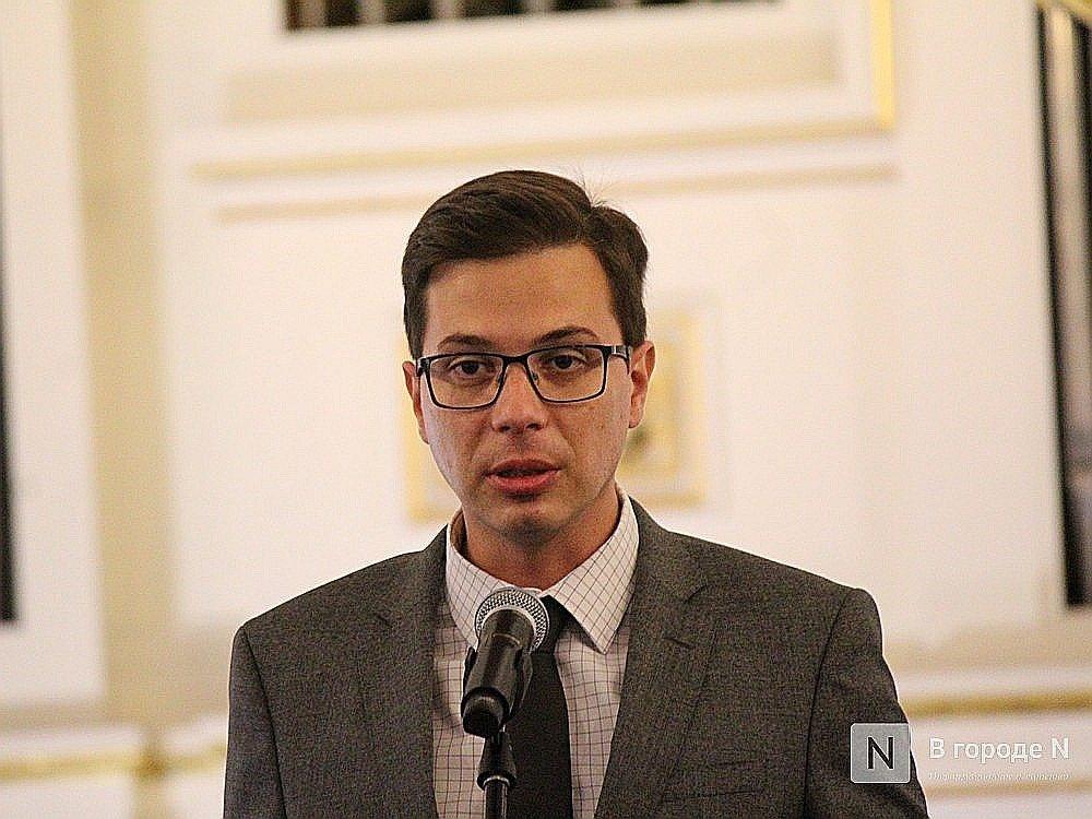 Юрий Шалабаев избран мэром Нижнего Новгорода - фото 1
