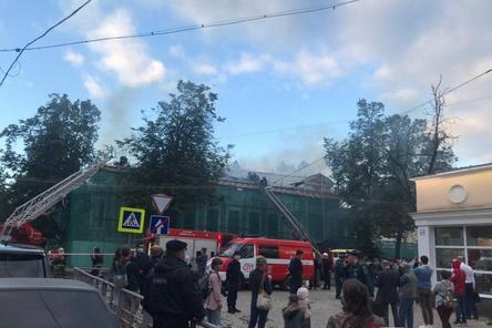 Реставрация Литературного музея в Нижнем Новгороде завершена на 27%