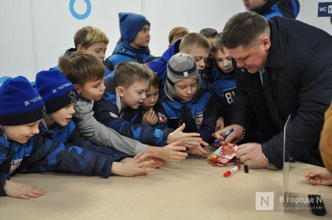 Ирина Слуцкая с ледовым шоу открыла площадку «Спорт Порт» в Нижнем: показываем, как это было - фото 2