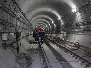 Строителям станции метро «Стрелка» задолжали почти 87,5 млн рублей