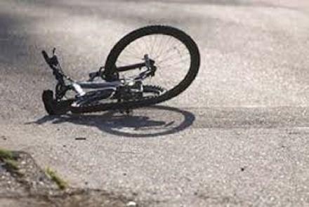 В Сормове иномарка сбила школьницу на велосипеде