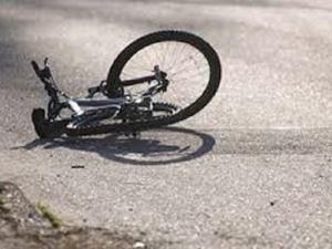 Школьница на велосипеде попала под машину в Ленинском районе